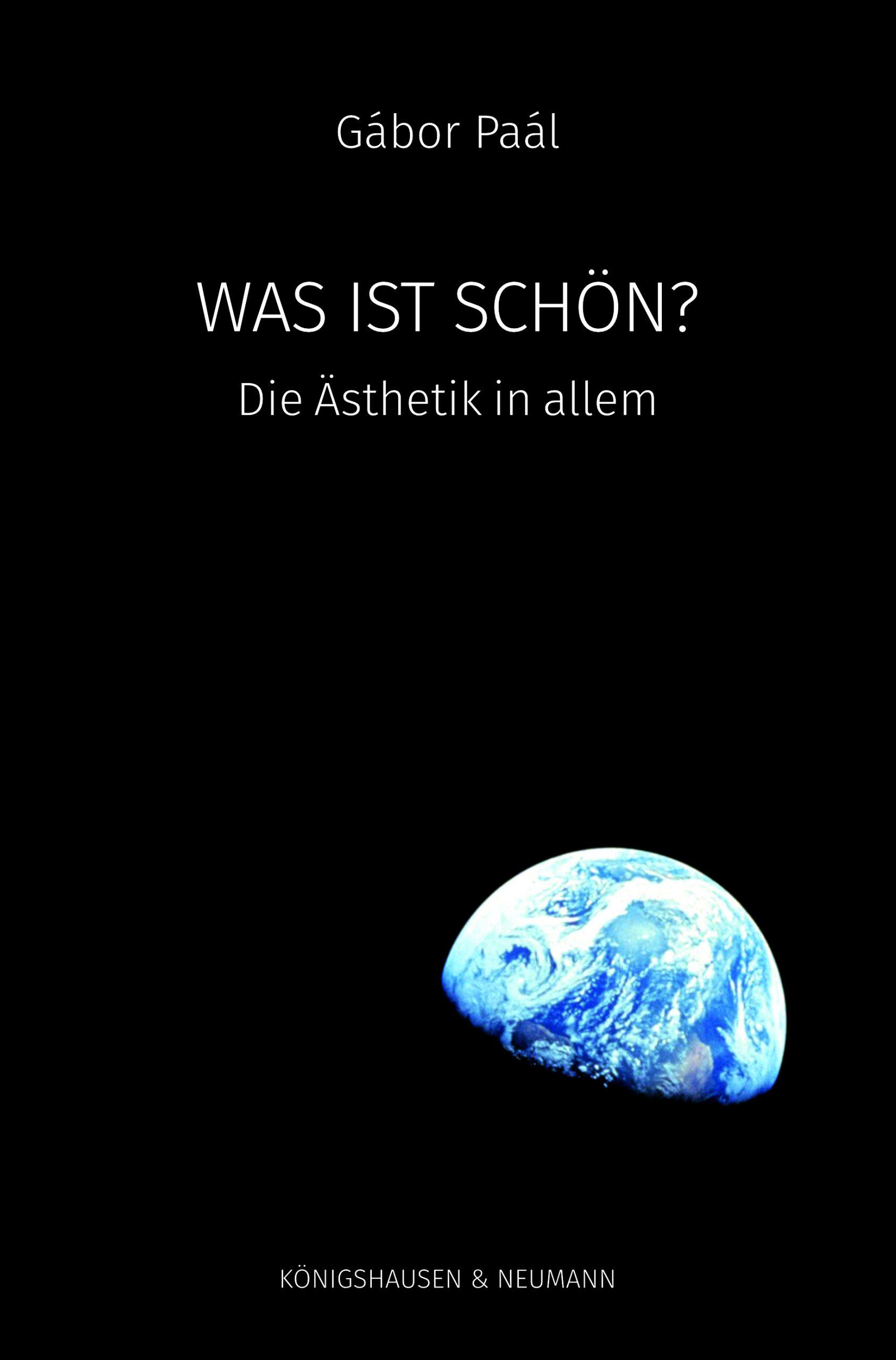 Cover: Was ist schön? Die Ästhetik in allem